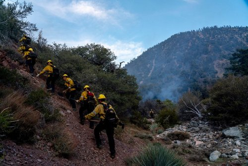 California races to get ahead of another bad fire season