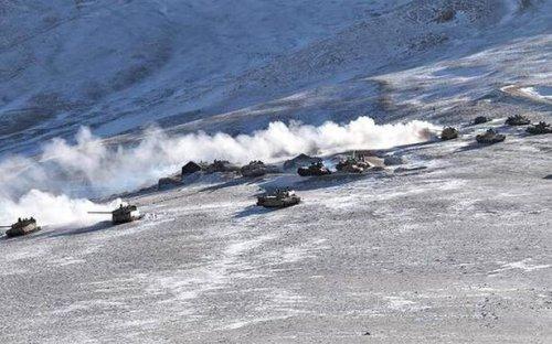 China raising new militia near borders with India