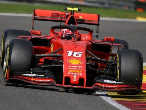 Ferrari gives Leclerc his race winning 2019 F1 car