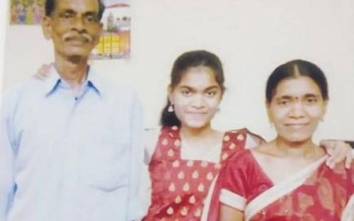 Bodies of missing couple found in Godavari