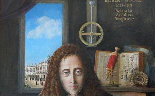 Know the scientist: Robert Hooke