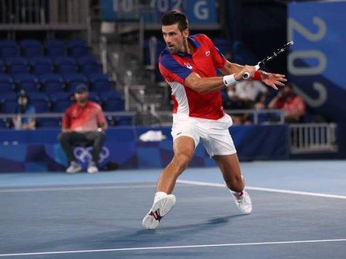 Tokyo Olympics: Novak Djokovic cruises past Nishikori and into Olympic semis