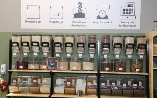 This zero waste store offers sustainable alternatives for everyday requirements