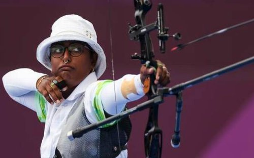 Morning Digest: Indian archer Deepika Kumari seals quarterfinal berth in Tokyo Olympics; New Delhi won't accept outcome in Afghanistan by force, says EAM Jaishankar, and more