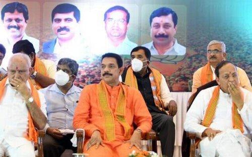 Karnataka BJP Legislature Party meet on July 27 evening
