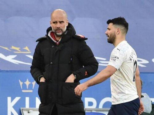 Guardiola okay with wherever Aguero plays next