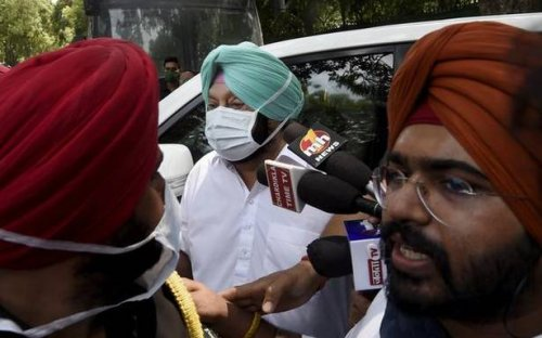Promote second-rung leadership in Punjab, says Congress panel