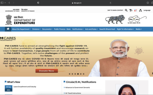 Why govt. websites canvass for PM-CARES donation if it is not a govt. fund, asks Opposition