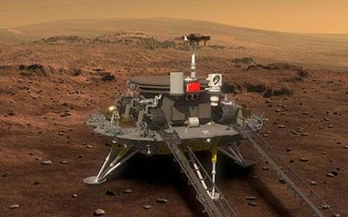To Mars and beyond: China's space missions