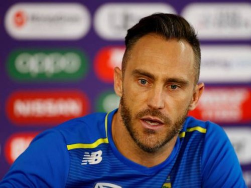 PSL 2021: Faf du Plessis taken to hospital after on-field collision with Mohammad Hasnain