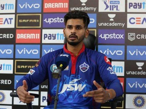 Shreyas Iyer on return from injury, playing under Rishabh Pant and Delhi Capitals' playoff bid