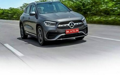 Mercedes' new GLA comes with a superior kit and spacious interiors