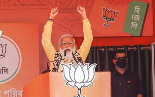 Reputation of Brand Modi very much on minds of BJP leaders