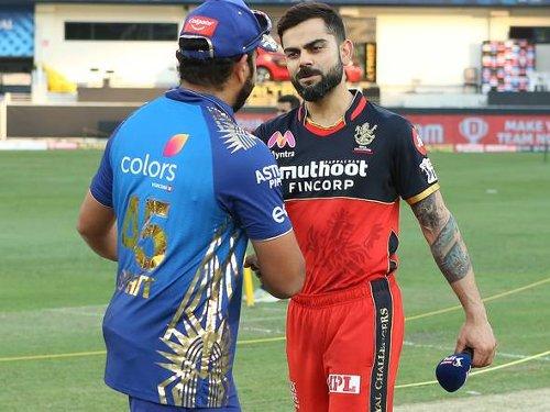 MI vs RCB, IPL 2021 Live Score: Rohit's Mumbai faces Kohli's Royal Challengers in season opener