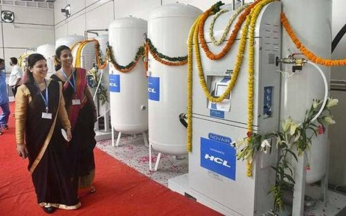 CM launches 22 oxygen plants at nine hospitals