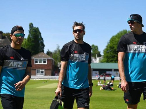 Tim Southee wary of 'dangerous players' in Team India