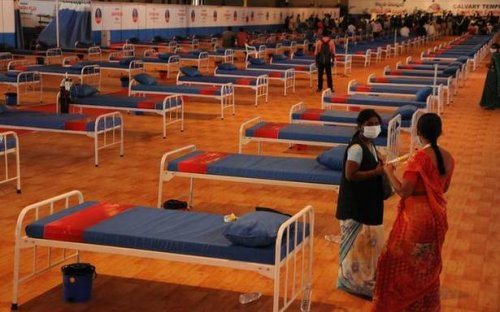 Coronavirus live updates | COVID-19 induced curfew extended in Bhopal till May 17