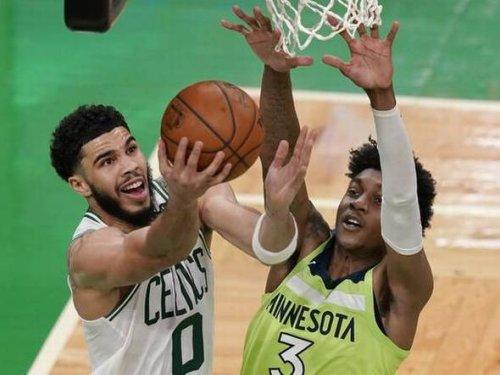 NBA roundup: Celtics' Jayson Tatum pours in career-high 53