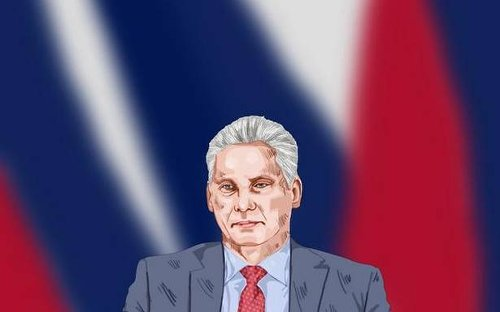 Miguel Diaz-Canel | The successor of the Castros