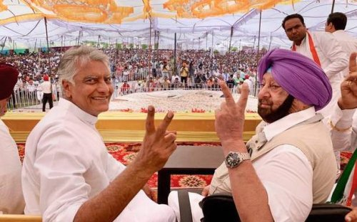 Punjab PCC chief asks CM Amarinder to scrap decision on government jobs for sons of sitting MLAs