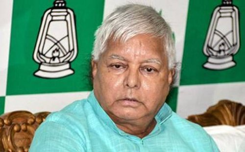 Lalu likely to hold virtual meeting with party leaders on Covid-19 situation