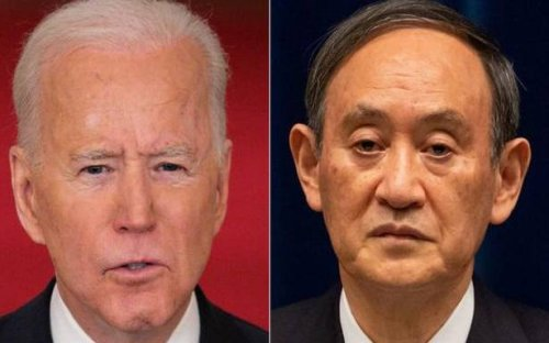 Joe Biden-Suga Yoshihide 'likely' to announce next in-person Quad Summit, says U.S. official