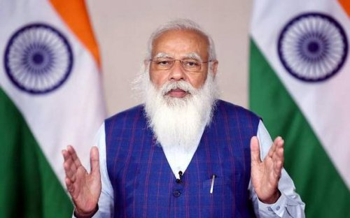 PM Modi alleges Trinamool Congress is 'pressuring Election Commission to thwart polling process'