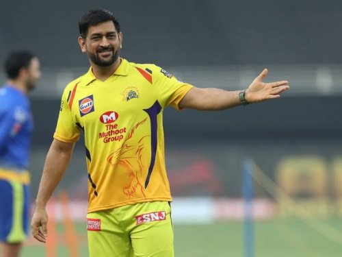 Dhoni plays 200th match for CSK