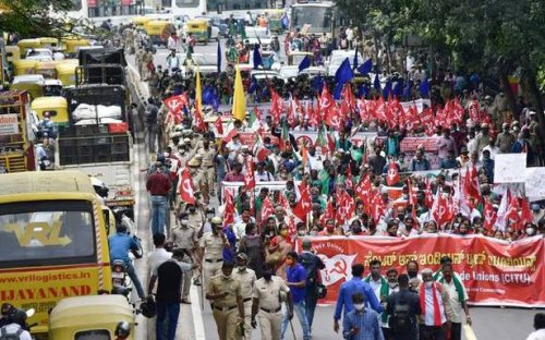 Bharat Bandh: Do we even have a democratic government, ask protesters