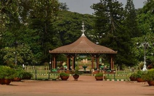 A new book, by V.K. Thiruvady, traces the history of the Lalbagh garden in Bengaluru