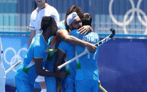 Tokyo Olympics | Indian hockey ends 41-year wait for Olympic medal