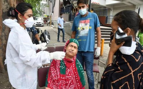 Coronavirus | Second wave still raging in the country, says Health Ministry