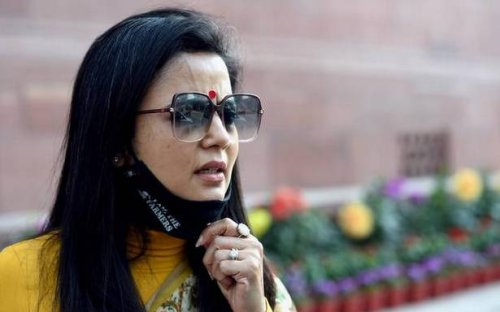 Parties decry TMC MP Mahua Moitra's alleged comments on Bihar