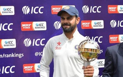 World Test Championship winners to get $1.6 million and Test Mace: ICC