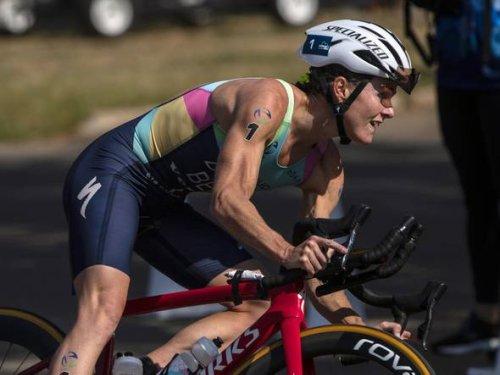 Duffy, Blummenfelt win world titles after Olympic golds