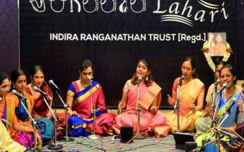 A musical tribute to Suguna Purushothaman