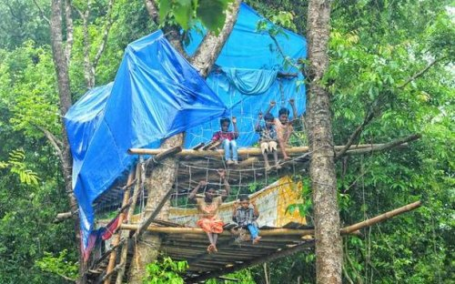 No end to woes of marooned tribespeople of Nilambur forest