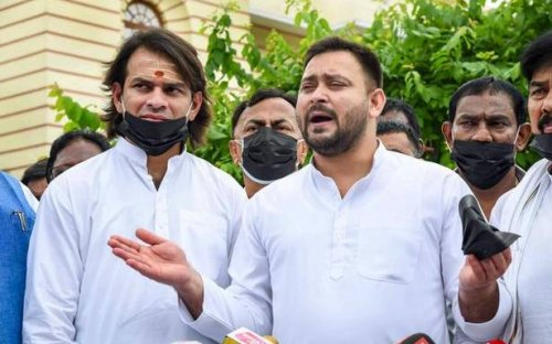 Nitish has agreed to take up caste census issue with Centre: Tejashwi