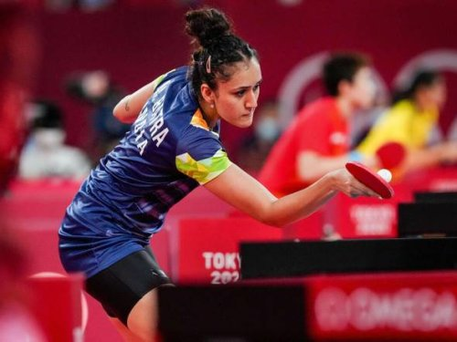 TTFI to issue show-cause notice to Manika Batra for refusing guidance from national coach
