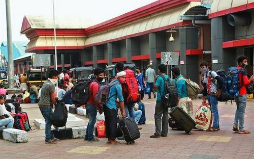 Labour department's action plan for migrants comes handy as Kerala goes into lockdown