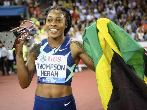 Thompson-Herah leads host of Olympic champions to Diamond League glory