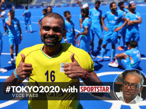 Dr. Vece Paes: 'Indian team has shown guts and skills to fight back and chase its dreams'