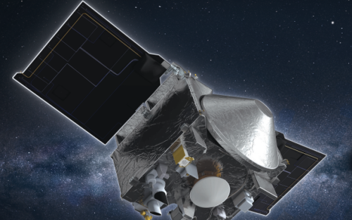 Asteroid samples leaking from jammed NASA spacecraft