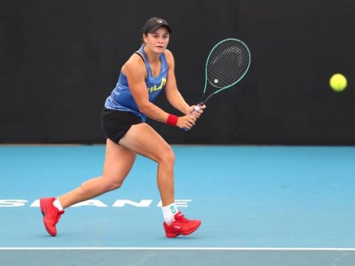Barty's WTA Finals title defence in doubt, says coach
