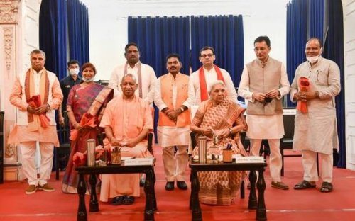 In U.P., 'upper castes' led by Brahmins, Thakurs still occupy largest chunk of Ministries