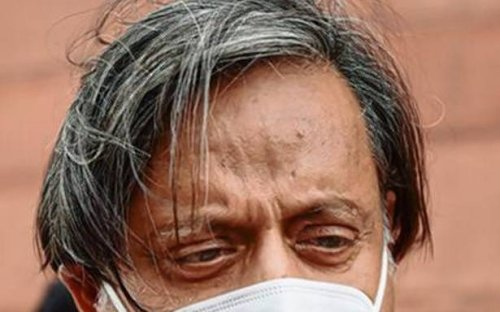 Shashi Tharoor accuses BJP of practising a malignant form of nationalism