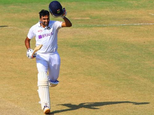 R. Ashwin: 'I find myself in one of the happiest phases of my life'