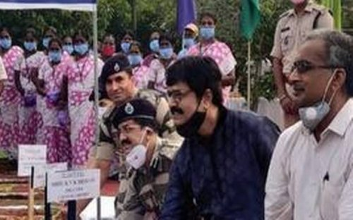 Actor Vivek, a green warrior who targeted to plant one crore saplings