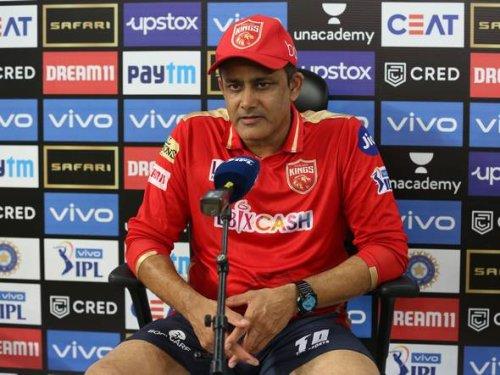 IPL 2021: Narrow losses becoming a pattern for Punjab Kings, says Anil Kumble