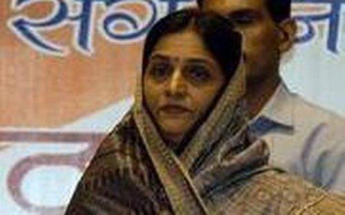Congress nominates Rajani Patil to Rajya Sabha bypoll from Maharashtra
